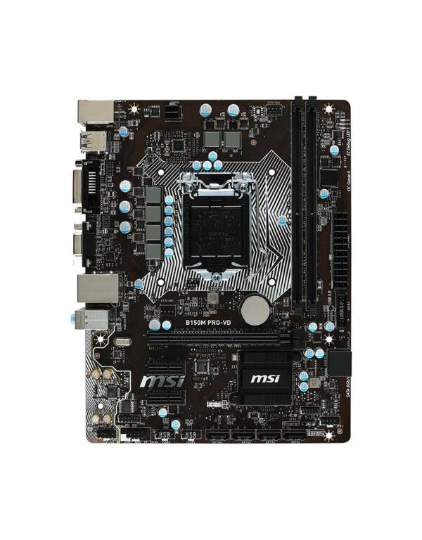 MSI B150M Pro-VD DDR4 6th Gen.LGA1151 Socket Mainboard