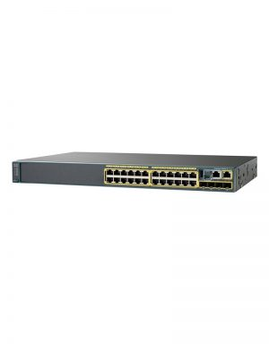 WS-C2960X-24TS-LL Managed Switch