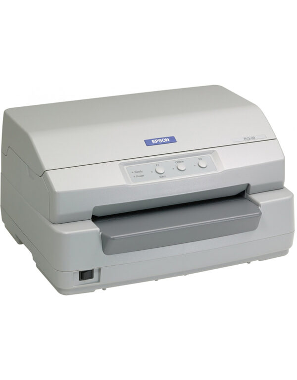 Epson PLQ-20 Dot Matrix Passbook Printer