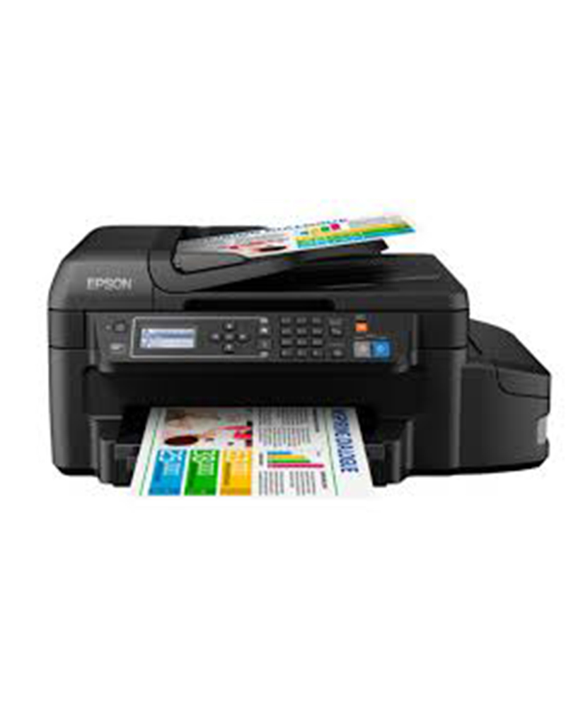 Epson L655 Wi-Fi Duplex All-in-One Ink Tank Printer