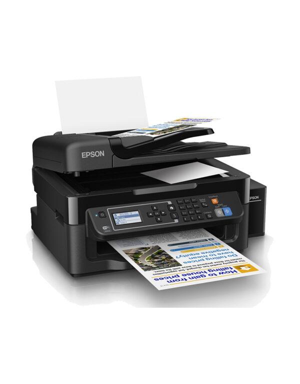 Epson L565 Ink Printer(I,CL.MF,W,N)