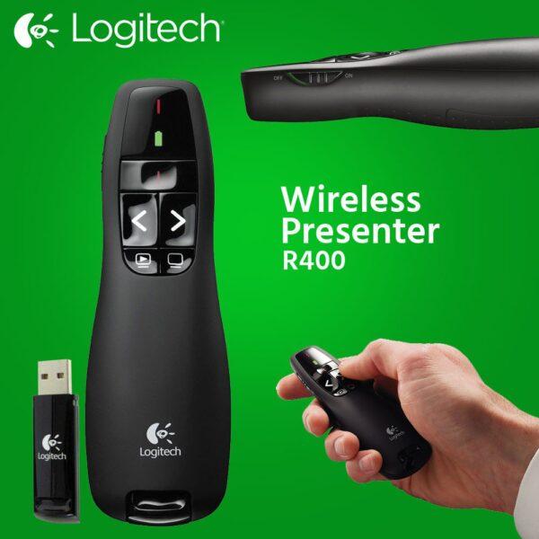 Logitech R400 Professional Presenter
