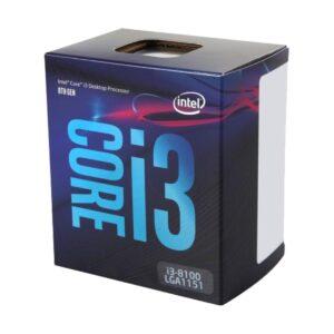 i3 8th gen processor