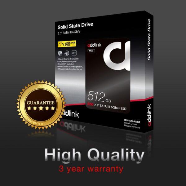 ADDLINK 512 GB SSD