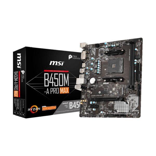 MSI B450M-A Prot Mainboard