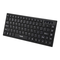 Havit KB329 Black USB Mini Keyboard with Bangla