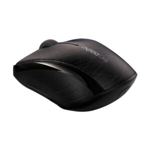 Rapoo 3100P Wireless Optical Black Mouse
