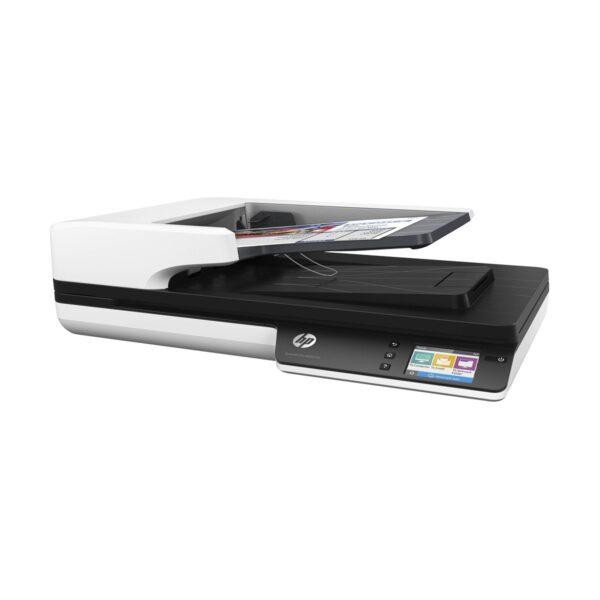 HP ScanJet Pro 4500 fn1 Network Sheet-fed Scanner
