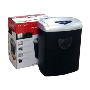 Baizan (Exclusive) 07 Sheet Paper Shredder