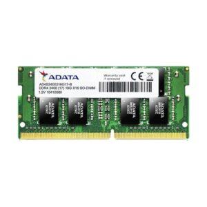 A Data 8GB DDR4L 2400 BUS Notebook RAM