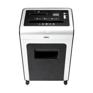 Deli (Exclusive) 9917 16 Sheet Paper Shredder