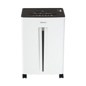 Deli (Exclusive) 9918 20 Sheet Paper Shredder