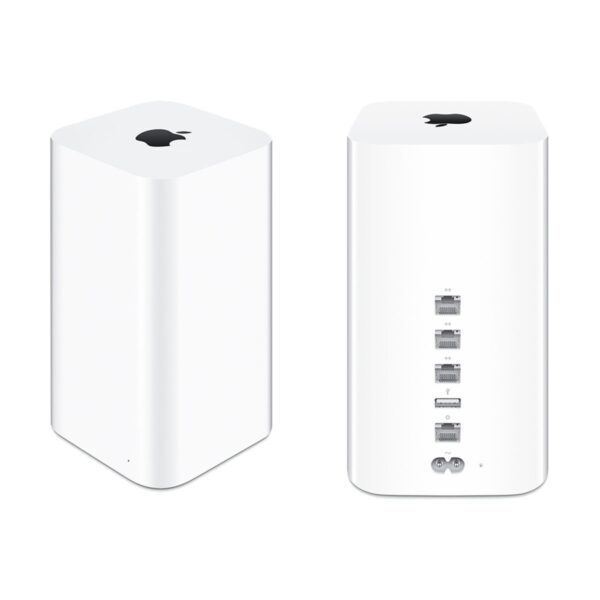Apple AirPort Time Capsule 3 Sharing