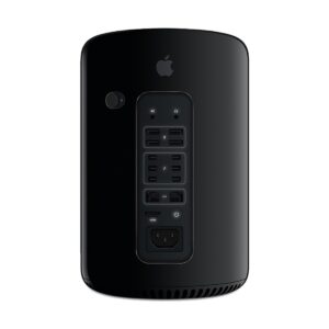 Apple MacPro Intel Xeon E5 3.0GHz, 8 Core, 25 MB Cache, 32GB (4x 8GB) 1866MHz ECC RAM, 512GB PCIe SSD, Dual Fire Pro D700 6GB GDDR5 Graphics, No Monitor, No Keyboard and Mouse, Workstation PC