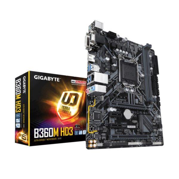 Gigabyte B360M HD3 DDR4 t Mainboard