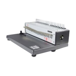 Exclusive Comb Spiral Binding Machine Steel body