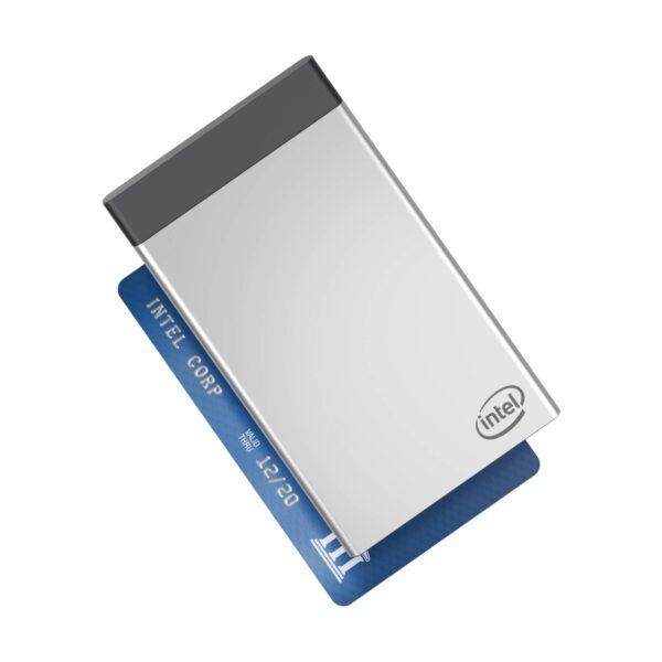 Intel Compute Card CD1C64GK Intel Celeron Quad Core N3450 (1.10GHz-2.20GHz, 4GB, 64GB eMMC) Card Computer