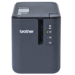 Brother PT-P900W Wireless Powered Desktop Laminated Label Printer