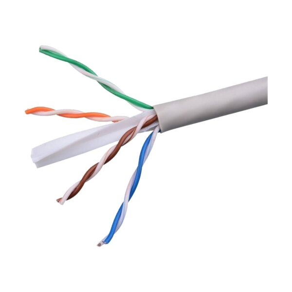 Hikvision CAT-6 Network Cable-1 Meter