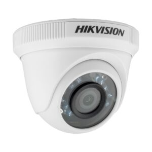 HikVision DS-2CE56C0T-IRPF(2.8mm) (1.0MP) Indoor Turbo HD720P IR Dome CC Camera