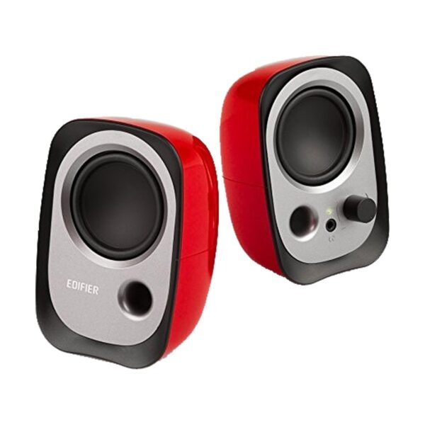 Edifier R12U 2.0 USB Powered Multimedia Red Speaker