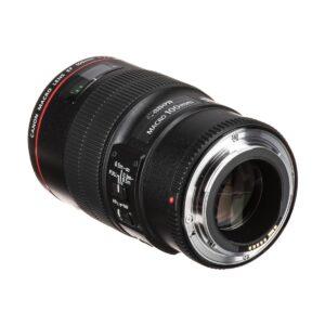 Canon EF 100mm F2.8 L Macro IS USM Camera Lens