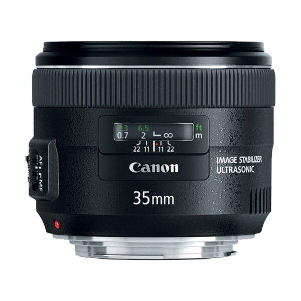 Canon EF 35mm f/2 IS USM Camera Lens