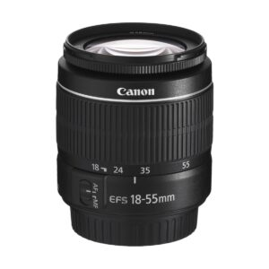 Canon EF-S 18-55mm 1:3.5-5.6 IS III Camera Lens
