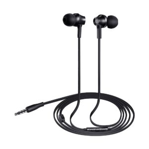 Rapoo EP30 Wired Black Earphone