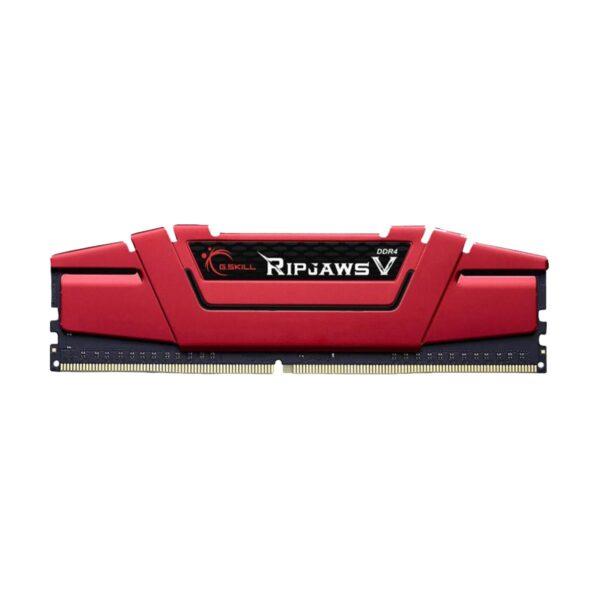 G.Skill Ripjaws V 8GB DDR4 2400 BUS Red Heatsink Desktop RAM