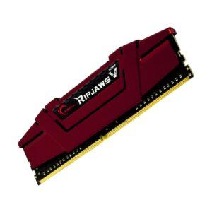 G.Skill Ripjaws V 4GB DDR4 2400 BUS Red Heatsink Desktop RAM