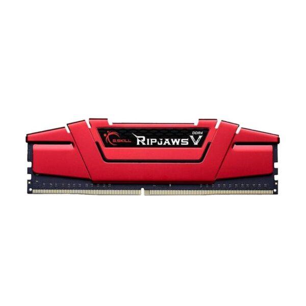 G.Skill Ripjaws 8GB DDR4 2666MHz Red Heatsink Desktop RAM