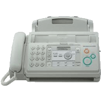 Panasonic KX-FP711CX (Plain Paper) Fax Machine