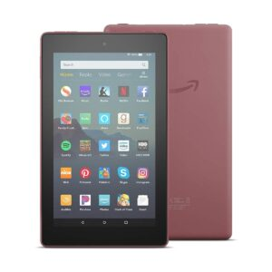 Amazon Fire 7 Tablet with Alexa Apps
