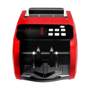 Limex (Exclusive) FT2090 Hi-Speed Red Money Counter Machine