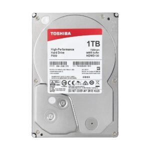 Toshiba 1TB 3.5 Inch SATA 7200RPM Desktop HDD