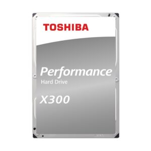 Toshiba HDWR160UZSVA 6TB 3.5 Inch SATA 7200RPM Desktop HDD