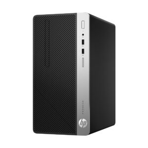 HP Prodesk 400 G4 MT 7th Gen. Intel Core i5 7500 (3.4-3.8GHz, Intel H270 Chipset, 4GB DDR4 2400MHz, 1TB SATA, DVD-RW) Intel HD 630 Graphics, Brand PC