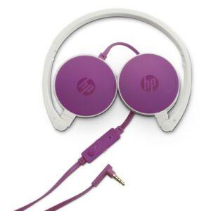 HP H2800 Single Port Purple Head Phone