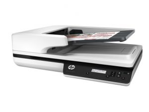 HP ScanJet Pro 3500 f1 Flatbed and Sheet Fed Scanner