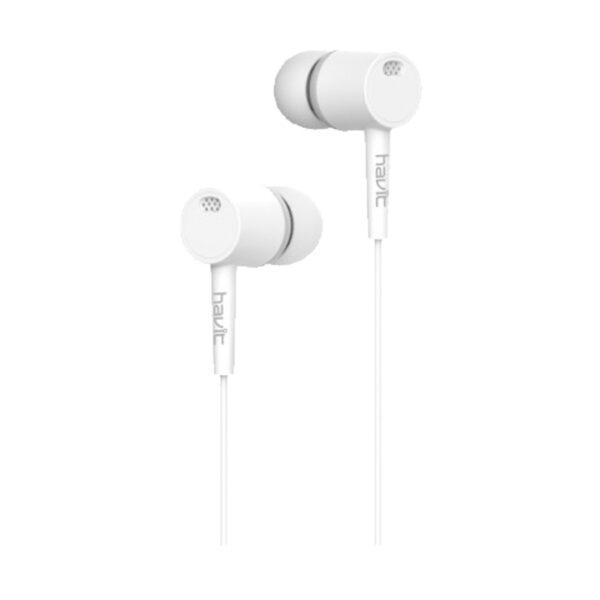 Havit HV-E68P White Earphone