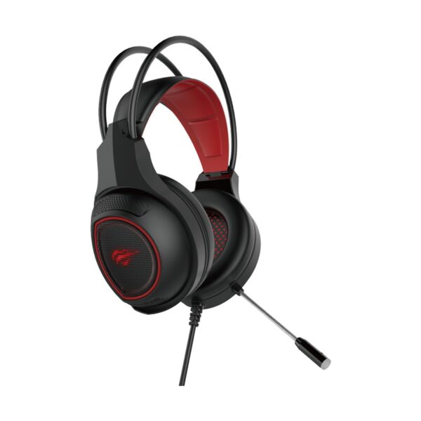 Havit HV-H2239D 3.5mm Audio Jack+USB Gaming Headphone