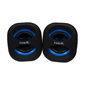 Havit HV-SK430 USB (Black + Blue) Speaker