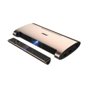 JmGO M6 (Exclusive) Mini WiFi HD LED Android Projector with Built-in Battery