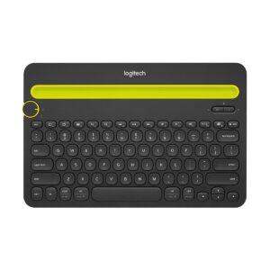 Logitech K480 Bluetooth Multi Device Black Keyboard