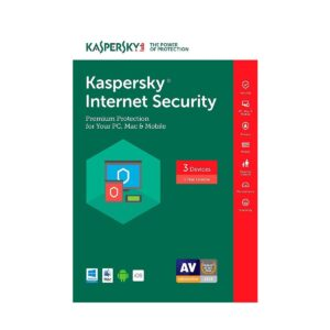 Kaspersky Internet Security 3-User 1 year
