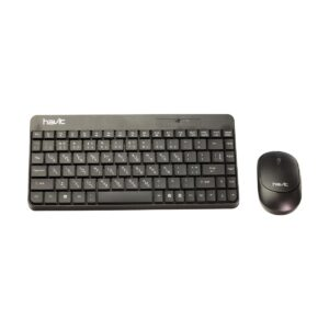 Havit KB259GCM Black Mini Wireless Combo Keyboard & Mouse