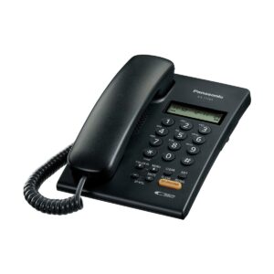 Panasonic KX-T7705M Analog Proprietary Corded Black Phone Set
