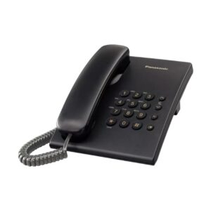 Panasonic KX-TS500MX Black Phone Set