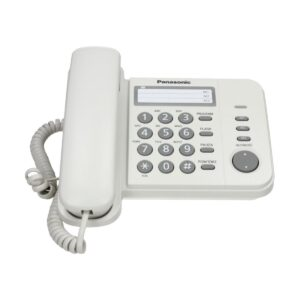 Panasonic KX-TS520MXW White Phone Set